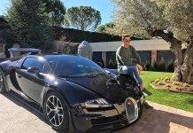 Ronaldo's £4.8 Madrid mansion up for sale