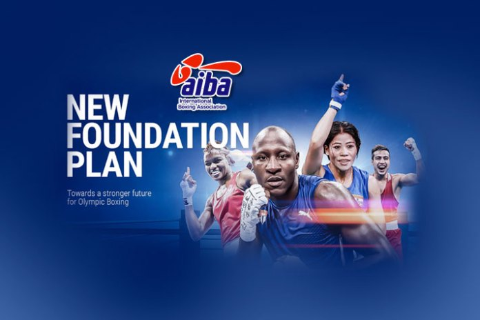 AIBA unveils fresh boxing reforms under 'New Foundation Plan'