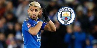 Riyad Mahrez - InsideSport