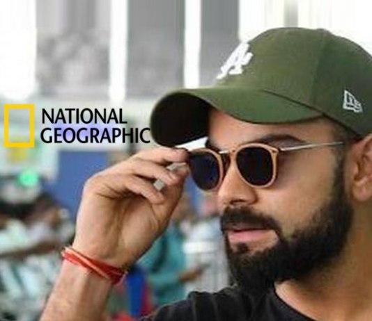 Virat Kohli to feature on National Geographic Mega Icons