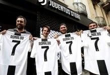 Cristiano Ronaldo Juventus Jersey - InsideSport