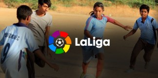 LaLiga India,LaLiga Football Schools,LaLiga Grassroots Football,sony pictures networks,football schools