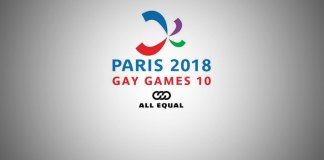 paris 2024, paris 2024 olympics, gay games, paris 2018 ,Paris 2018 Gay Games