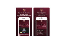 west ham united app, west ham united, lagardère sports, west ham mobile app, west ham united news