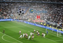 uefa champions league 2018, uefa sponsors, uefa sponsors 2018, expedia group, UEFA Champions League