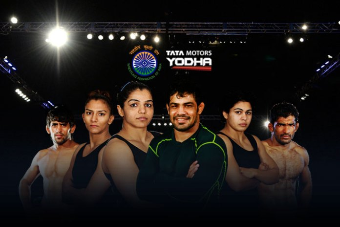Tata Motors,wrestling federation of india,Latest Tata Motors wrestling federation deal,tata motos Wrestling Federation of India,wrestling federation of india