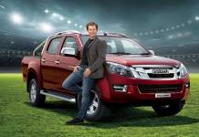 Isuzu Motors, isuzu motors india, isuzu india, Jonty Rhodes, isuzu motors v cross