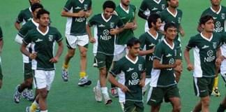 Pakistan National Hockey Team
