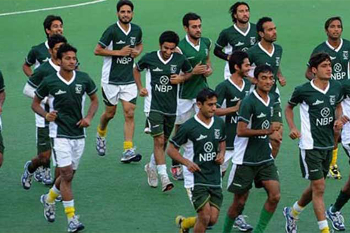 Pakistan National Hockey Team