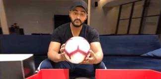 LaLiga latest news india,Ranveer Singh EPL ambassador in India,arjun kapoor LaLiga ambassador in India,Pune City Arjun Kapoor,LaLiga face in India,LaLiga ambassador in India Arjun Kapoor