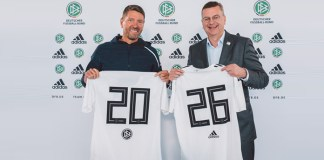 Adidas extends 60-year old sponsorship deal with German Football Association (DFB)