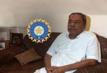 BCCI president BN Dutt