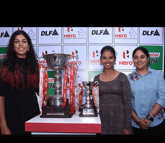 Hero Women's Indian Open golf championship