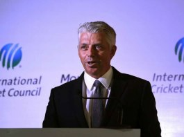 ICC Chief Executive,Egon Zehnder,ICC david Richardson,icc appoints Egon Zehnder,david richardson