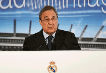 LaLiga US expansion plan,Real Madrid president Florentino Perez,US expansion plan LaLiga,laliga us fixtures,LaLiga chief Javier Tebas