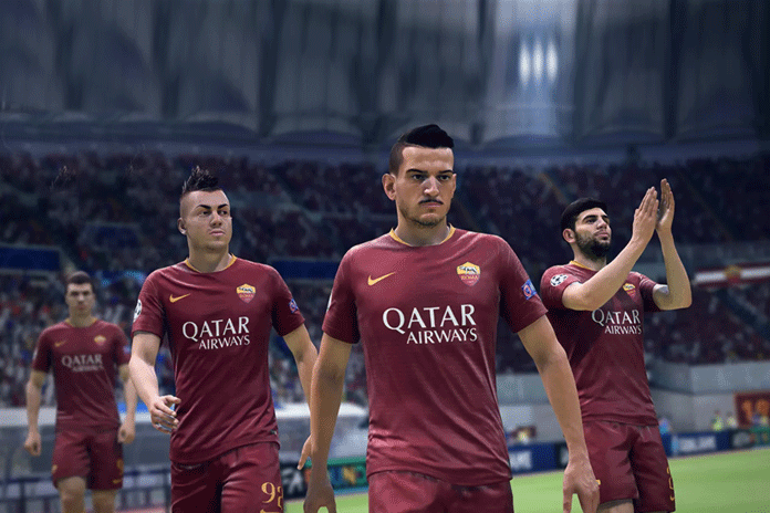AS Roma with EA Sports announce partnership,EA Sports announce partnership with AS Roma,US-based video game company EA Sports,ea sports partnerships deal,fifa 19 iconic football video game series
