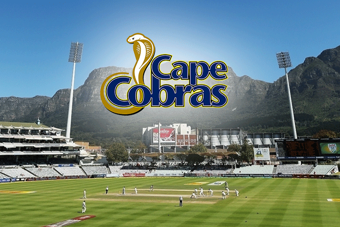 world sports betting cape cobras,Cape town premier league,world sports betting,s balan group sponsorship deal,cape cobras south Africa cricket team