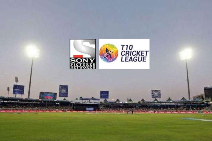 Sony T10 League,international cricket council icc,Sony Pictures Network india,t10 league season 2,t10 league