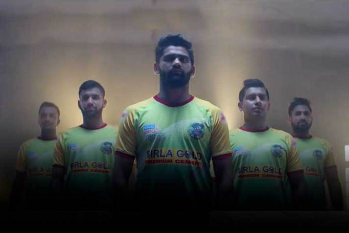 birla gold TVC,Birla Gold Patna Pirates,birla gold cements TVC with Patna Pirates,pro kabaddi league Patna Pirates,pkl season 6 Patna Pirates