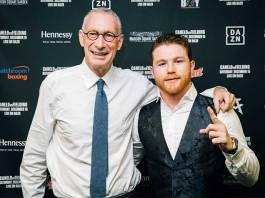 Oscar De La Hoya,Golden Boy Promotions,Canelo Alvarez DAZN deal,highest paid athletes in the world,Canelo Alvarez and DAZN