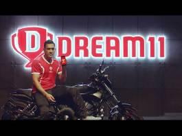 ms dhoni dream11,brand ambassador dream11,Dream11 campaign Mahendra Singh Dhoni,Dream11 #KheloDimaagSe TVC,#KheloDimaagSe campaign MS dhoni latest advertisement