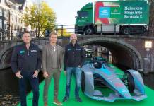 Heineken inks 5-year deal to become official partner of Formula E