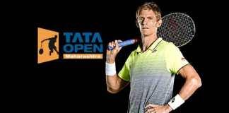 Kevin Anderson Tata Open,2019 Tata Open,2019 Tata Open Maharashtra,ATP 250 event Roger Federer,ATP Tour Rafael Nadal