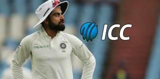 ICC Test Rankings,Virat Kohli ICC Rankings,Virat Kohli Centuries and Ranking,MRF Tyres ICC Test Player Rankings,ICC Rankings Virat Kohli No. 1 Test batsman