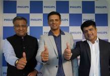 Rahul Dravid Philips India,rahul Dravid Philips Brand ambassador,Philips Air Purifier,air pollution,air purifier Philips
