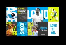 ATP's 63 tournaments,ATP World Tour,ATP Finals London,ATP New Brand,ATP brand and marketing campaign