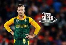 named to lead Tshwane Spartans in inaugural Mzansi Super League