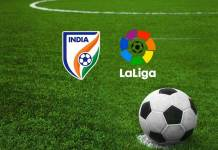 Laliga AIFF collaboration,Laliga collaboration India,All India Football Federation,Laliga Facebook Deal India,Sony Pictures Networks India