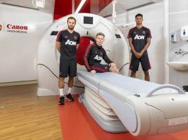 Manchester United Canon partnership deal,Premier League club Manchester United,Canon Medical Systems Europe,Manchester United Official Medial System Partner,Manchester United Sponsorships