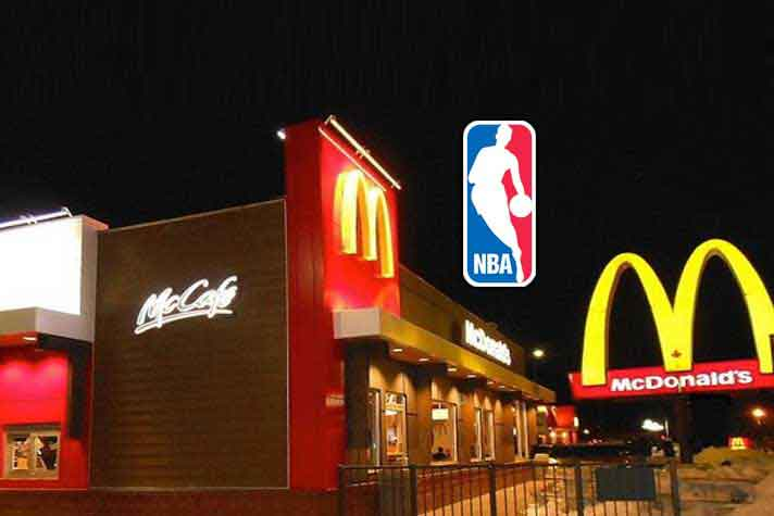 NBA ties up with McDonald's for pan-India marketing activation