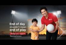 Sparkling future of kids through sports, Sachin seeks support to light lives