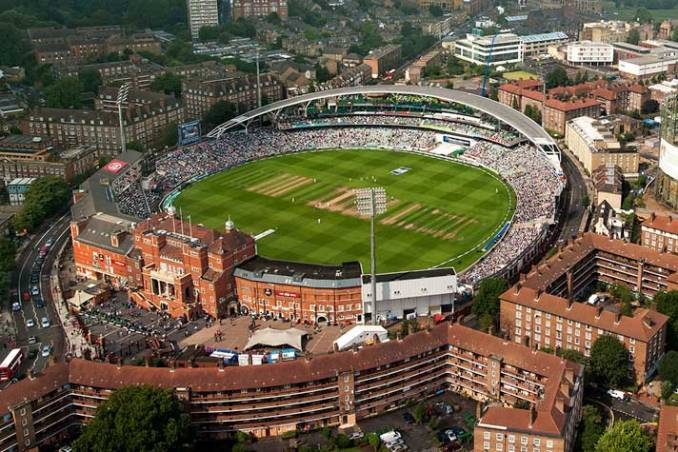 England's Oval cricket ground to increase its sitting capacity to 28,000
