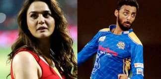 Kings XI Punjab,Indian Premier League,Preity Zinta Kings XI Punjab,IPL Auction 2019,Varun Chakravarthy KXIP