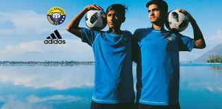 Real Kashmir Football Club,Real Kashmir FC,Real Kashmir Sponsorships,adidas Sponsorships,Football Clubs in India
