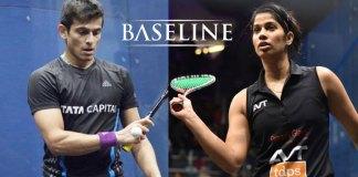 Squash India,Baseline Ventures,Saurav Ghosal,Joshna Chinappa,Sports Business News India