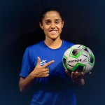This sports brand will have an Indian woman footballer as its ambassador