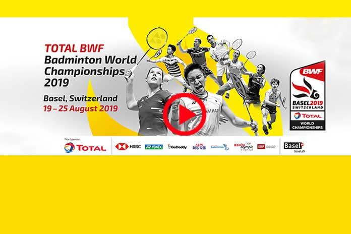 BWF Badminton World Championships 2019,Badminton World Championships 2019,Badminton World Championships,BWF World Championships,Badminton Championships 2019