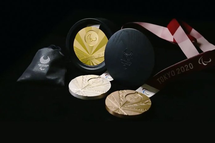 Making of Tokyo 2020 Paralympics medals