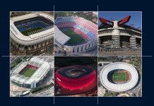 Football Stadiums,UEFA Champions League,UEFA Europa League,Europe's Football Stadiums,Football Association.