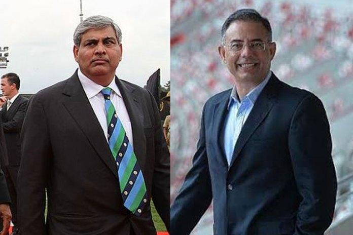 BCCI,Shashank Manohar,Manu Sawhney,India vs Bangladesh Pink Ball Test,ICC Chairman