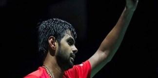 B. Sai Praneeth,Kidambi Srikanth,BWF rankings,P V Sindhu,Saina Nehwal