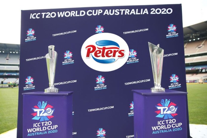 Peters Ice Cream,T20 World Cups,ICC T20 World Cup 2020,ICC World Cup,Sports Business News