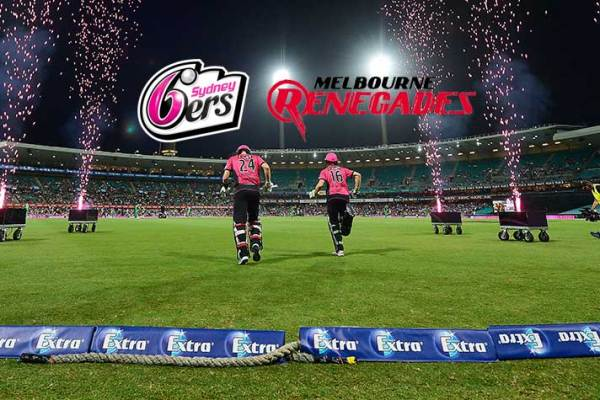 BBL 2020 LIVE: When and Where to watch Melbourne Renegades vs Sydney Sixers LIVE Streaming, squads, timing, venue