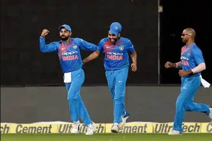 ICC ODI rankings,Virat Kohli,Rohit Sharma,ICC Men's ODI Player Rankings,Sports Business News India