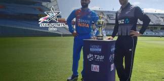 India vs New Zealand series 2020 LIVE,IND vs NZ T20 series LIVE,Star Sports,India vs New Zealand LIVE,India vs New Zealand T20 LIVE