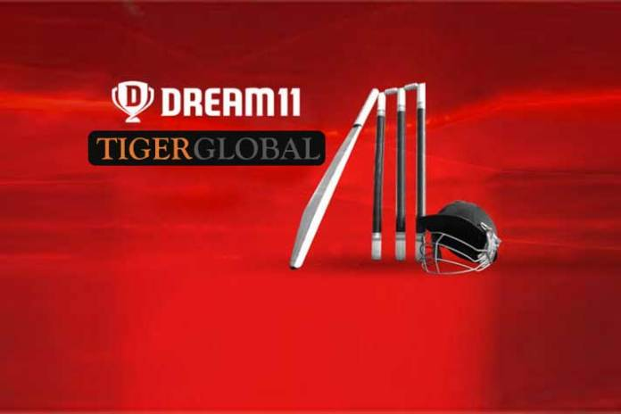 Dream11,Tiger Global Management,Dream11 funding,Harsh Jain,Sports Business News